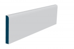19 x 144mm Pre-Primed / Pre-Painted Wood Bullnose Skirting (5x2.4m)