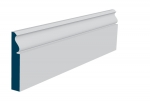 25 x 169mm Pre-Primed/Pre-Painted Wood Rushen Skirting (5x2.4m)