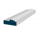 31 x 107mm Pre-Primed / Pre-Painted Wood Door Liner (Single Door)