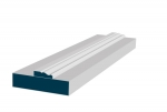 31 x 132mm Pre-Primed / Pre-Painted Wood Door Liner (Single Door)
