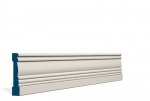 19 x 89mm PRE-PAINTED Wood Braden Architrave - IVORY