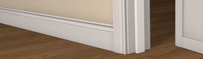 Captivating Pre Primed / Pre Painted Wood Click On Product For More Details
