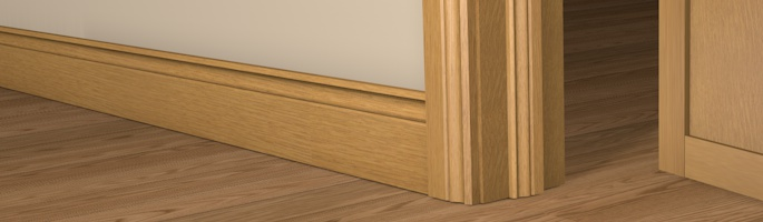 Wood Door Stop Packs, UK DIY Door Frames & Timber Boards- DIY Timber ...
