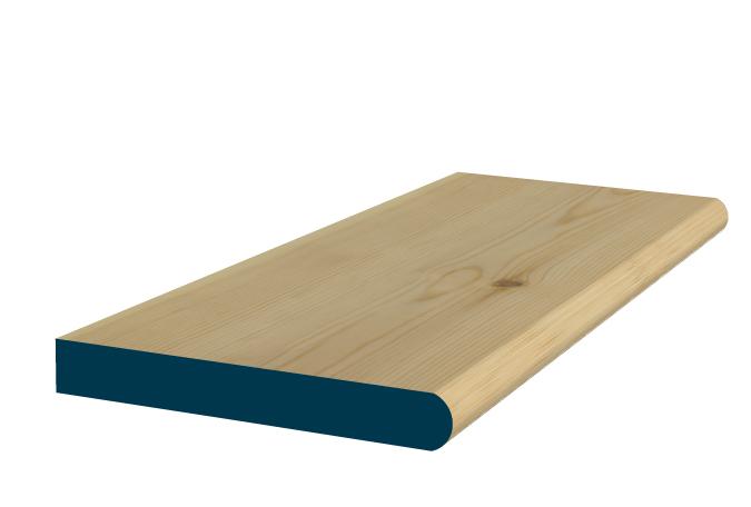 Pre Varnished Redwood Window Board Packs Buy Online Diy