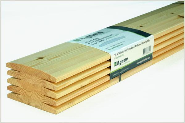 Door Saddle Packs & Pre-Varnished Redwood Door Saddle Packs 1m UK - DIY Timber Packs