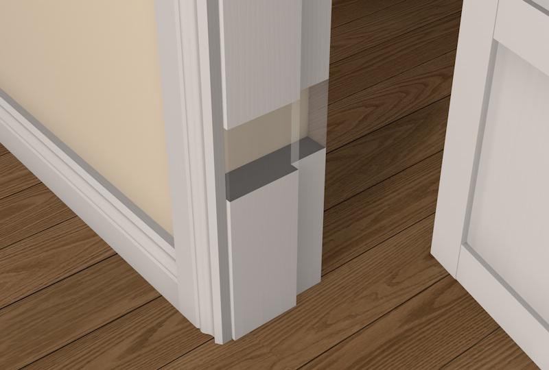 & Pre-Primed Whitewood Rebated Door Frame Packs - DIY Timber Packs